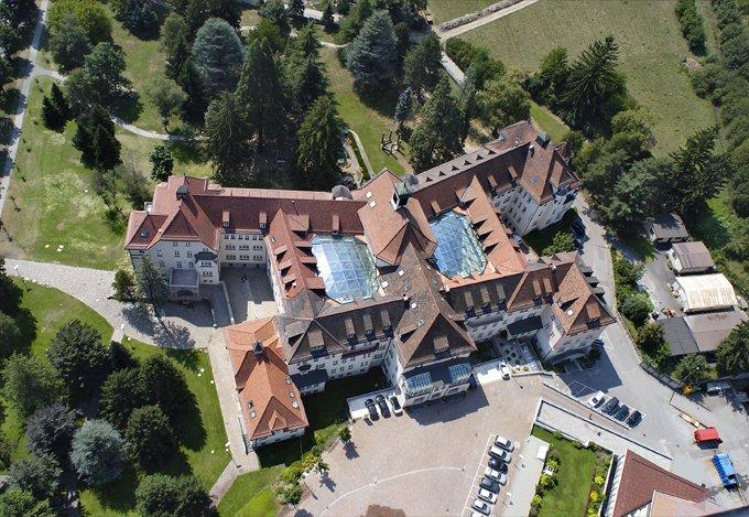 Ex- Sanatorio
