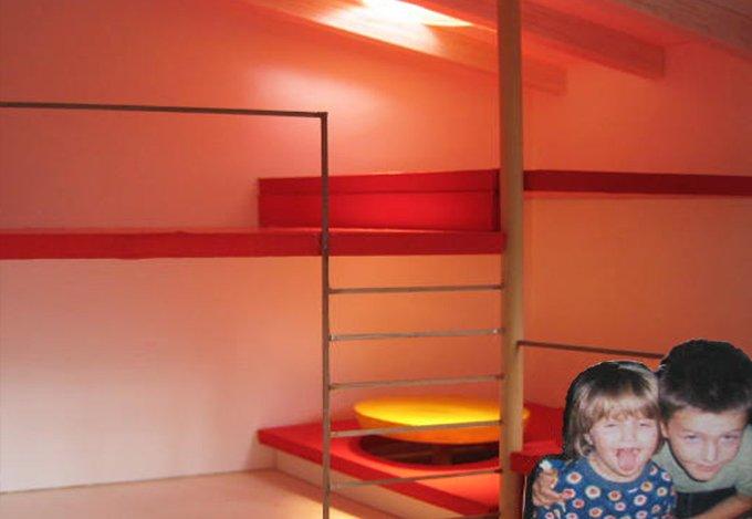 stanza dei bambini